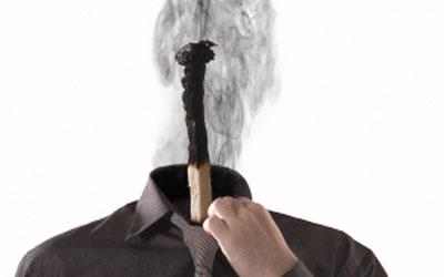 Burnout sindrom